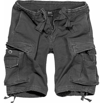 kraťasy pánské BRANDIT - Vintage Shorts Anthracite - 2002/5