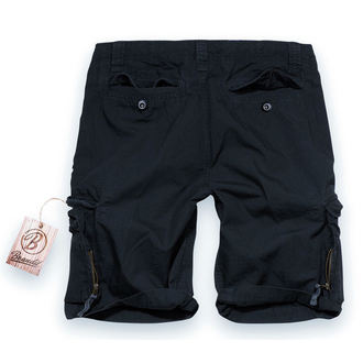 kraťasy pánské BRANDIT - Iron Vintage Shorts Black - 2004/2