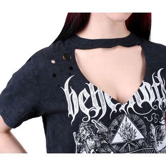 tričko dámské BEHEMOTH - SATANIST - PLASTIC HEAD, PLASTIC HEAD, Behemoth