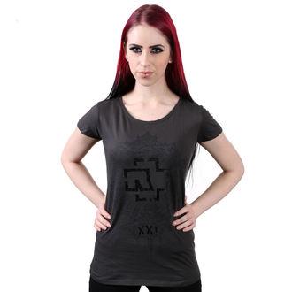 tričko dámské RAMMSTEIN - dark grey, RAMMSTEIN, Rammstein