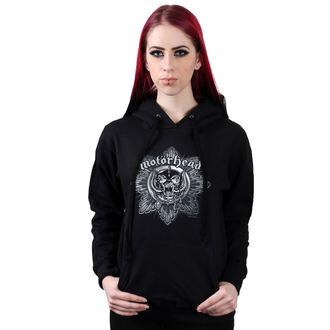 mikina dámská Motörhead - Pig Badge - ROCK OFF, ROCK OFF, Motörhead