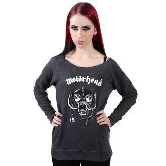 mikina dámská Motörhead - Logo Burnout Open Edge, NNM, Motörhead