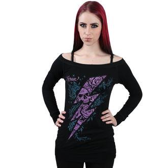 tričko dámské s dlouhým rukávem HYRAW - Flash - HY142