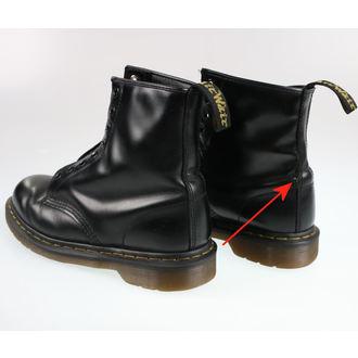 boty Dr. Martens - 8 dírkové - Smooth Black - 1460 - POŠKOZENÉ, Dr. Martens