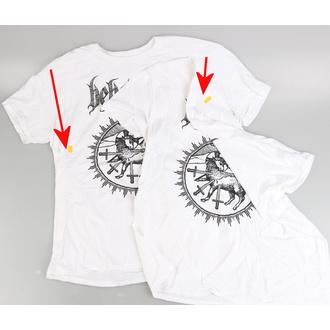 tričko pánské Behemoth - Lamb Sigil - White - KINGS ROAD - POŠKOZENÉ, KINGS ROAD, Behemoth