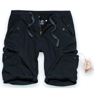 kraťasy pánské BRANDIT - Iron Vintage Shorts Black, BRANDIT