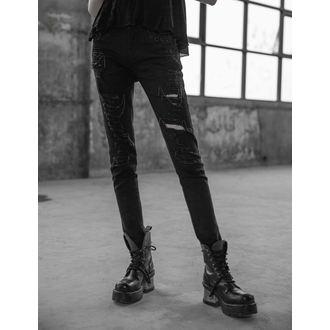 kalhoty dámské PUNK RAVE - Girl Stalker, PUNK RAVE