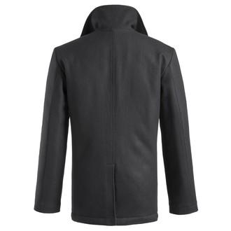 kabát pánský SURPLUS - PEA - Black, SURPLUS
