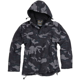 bunda (větrovka) SURPLUS - WINDBREAKER - BLACK CAMO, SURPLUS