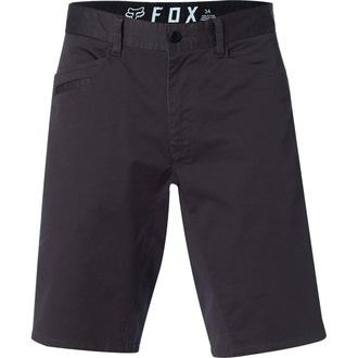 kraťasy pánské FOX - Stretch Chino - Black Vintage, FOX