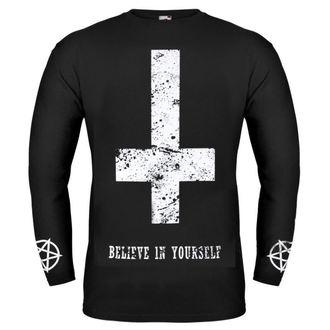 tričko pánské s dlouhým rukávem AMENOMEN - BELIEVE IN YOURSELF, AMENOMEN