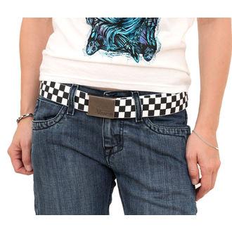 pásek plátěný VANS - Deppster Web Belt - WHITE, VANS