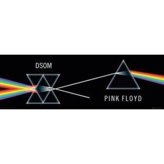 plakát Pink Floyd - Dark Side Of The Moon - GB Posters - DP0415