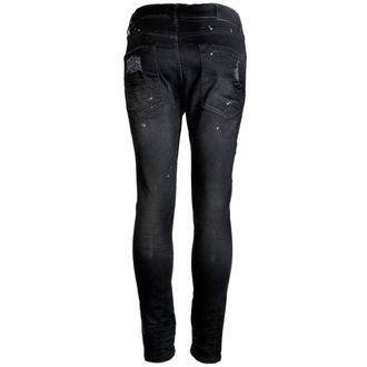 kalhoty unisex DISTURBIA - BLEACH, DISTURBIA