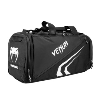 taška Venum - Trainer Lite Evo Sports - Black/White, VENUM