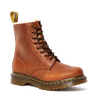 boty zimní DR. MARTENS - 8 dírkové - 1460 SERENA, Dr. Martens