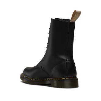 boty Dr. Martens - 10 dírkové - 1490 Vegan Black,felix Rub Off, Dr. Martens