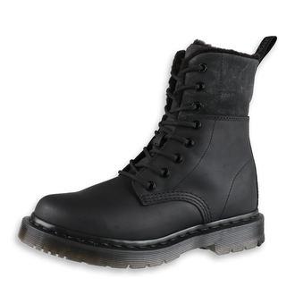 boty dámské zimní DR. MARTENS - 8-dírkové - 1460 Kolbert - black, Dr. Martens