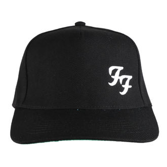 kšiltovka FOO FIGHTERS - LOGO 2015 - PLASTIC HEAD