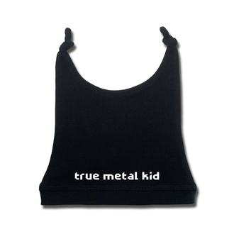 čepice dětská true metal kid in white - black - Metal-Kids, Metal-Kids
