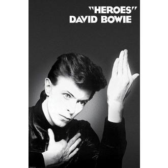 plakát - David Bowie (Heroes) - PP31359 - Pyramid Posters