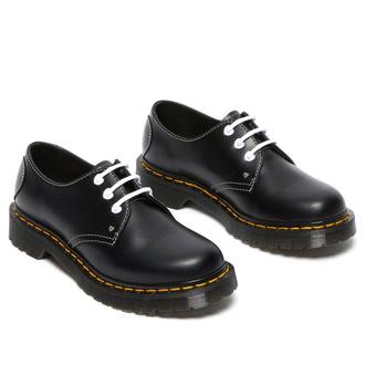 boty dámské DR. MARTENS - 1461 Hearts - black, Dr. Martens