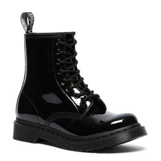 boty dámské DR. MARTENS - 1460 Mono, Dr. Martens