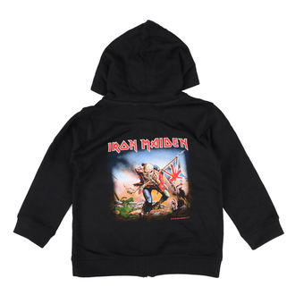 mikina dětská Iron Maiden - Trooper - Metal-Kids, Metal-Kids, Iron Maiden