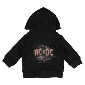 mikina dětská AC/DC - Rock or bust - Metal-Kids, Metal-Kids, AC-DC