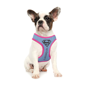 postroj pro psa SUPERMAN - 2800000258