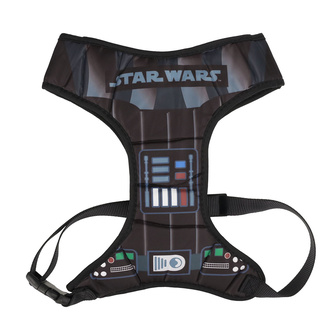 postroj pro psa STAR WARS - DARTH VADER, CERDÁ, Star Wars