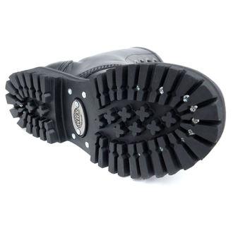 boty KMM - 8dírkové - Black