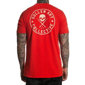 tričko pánské SULLEN - EVER - RED, SULLEN