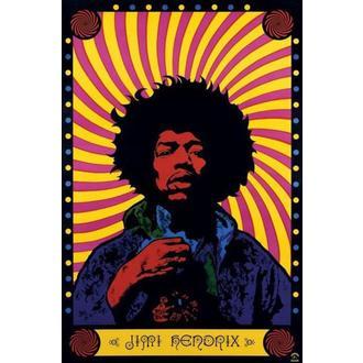 plakát Jimi Hendrix (Psychedelic) - PP30356, PYRAMID POSTERS, Jimi Hendrix