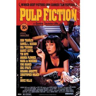 plakát Pulp Fiction (Cover) - PP30791, PYRAMID POSTERS