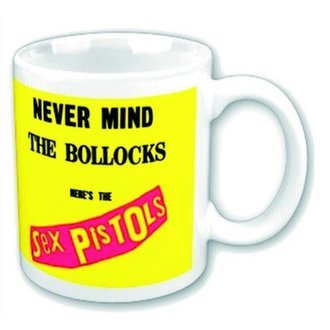 hrnek Sex Pistols - Never Mind the Bollocks - SPMUG01