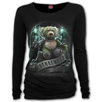 tričko dámské s dlouhým rukávem SPIRAL - FRANKENTED, SPIRAL