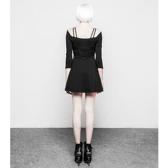 šaty dámské PUNK RAVE - Serenity, PUNK RAVE