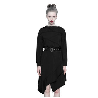 šaty dámské PUNK RAVE - Black Pixie, PUNK RAVE
