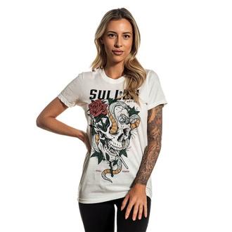 tričko dámské SULLEN - TANGLED - ANTIQUE WHITE, SULLEN