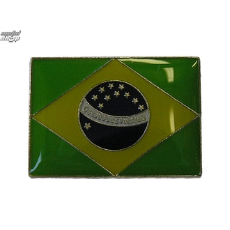 připináček Vlajka Brazil - RP - 104