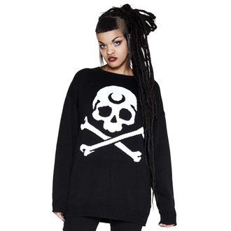 svetr unisex KILLSTAR - 2 The Bone - KSRA003097