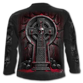 tričko pánské s dlouhým rukávem SPIRAL - BLEEDING SOULS, SPIRAL
