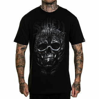 tričko pánské SULLEN - ELEN SKULL - BLACK - SCM3033_BK