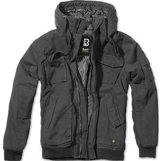 bunda pánská zimní BRANDIT - Black - 3107/2