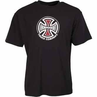 tričko pánské INDEPENDENT - Truck Company - Black - INATEE-952 BLACK