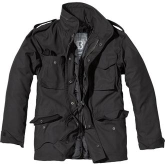 bunda pánská zimní BRANDIT - M65 Standard - Black - 3108/2