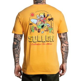 tričko pánské SULLEN - BEER BELLY - MARIGOLD - SCM3160_MGD