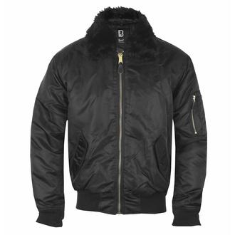 bunda pánská bomber (zimní) BRANDIT - MA2 Jacket Fur Collar, BRANDIT