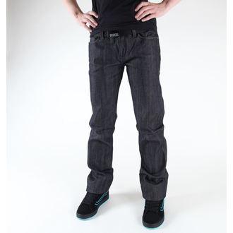 kalhoty dámské (jeansy) CIRCA - Staple Straight Jean - Indigo Dry Rinse